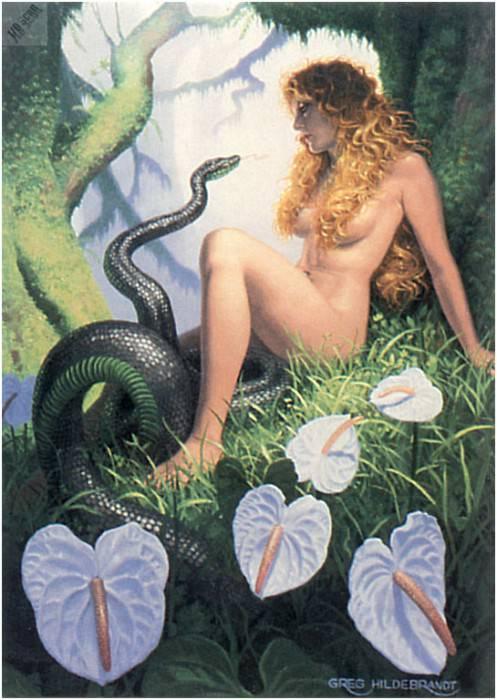 io4f091 SerpentsGlen. Грег Хильдебрандт