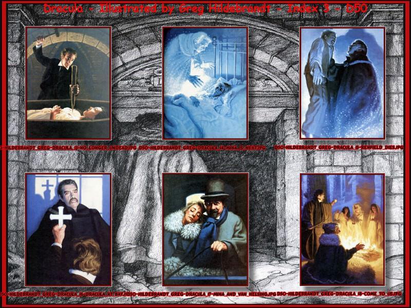 D50 Hildebrandt Greg Dracula Index3. Грег Хильдебрандт