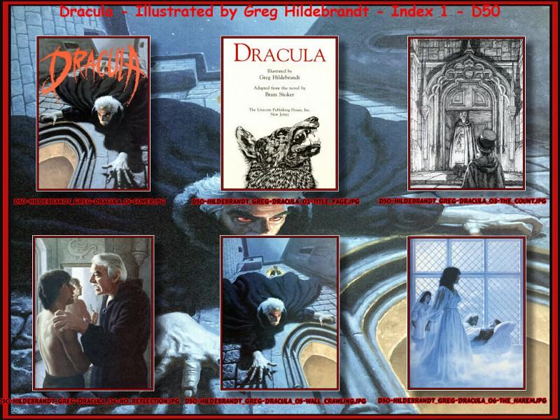 D50 Hildebrandt Greg Dracula Index1. Грег Хильдебрандт
