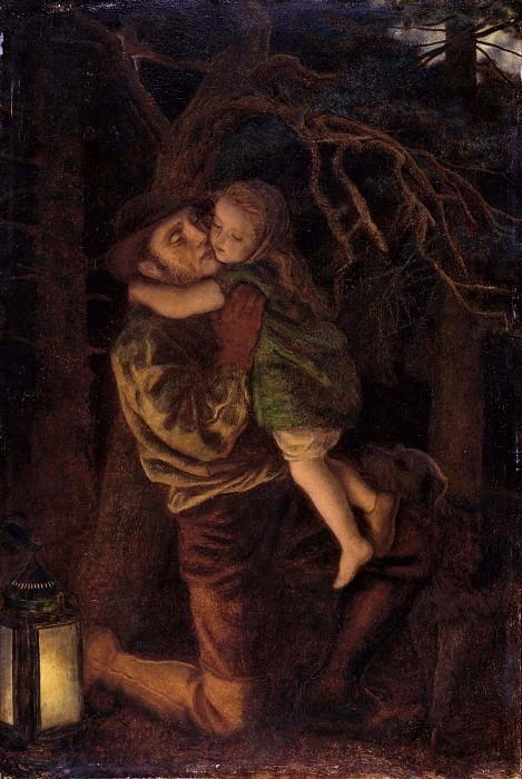 The Lost Child. Arthur Hughes