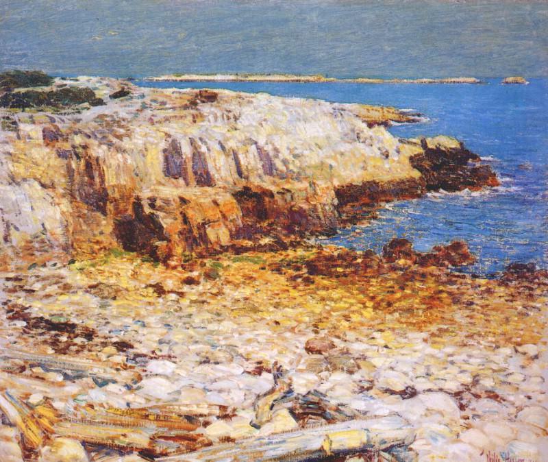Северо-восточные мысы, побережье Новой Англии, 1901. Чайлд Фредерик Хассам