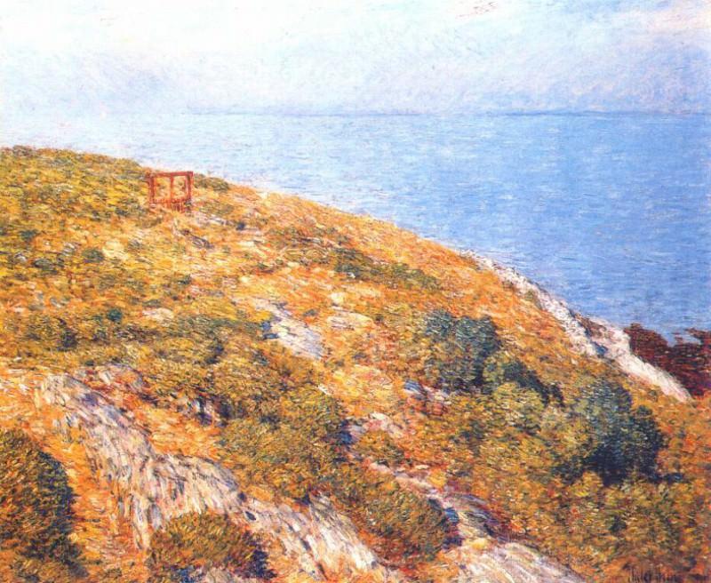 Песчаные острова, 1915. Чайлд Фредерик Хассам