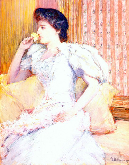Лилли, 1898. Чайлд Фредерик Хассам