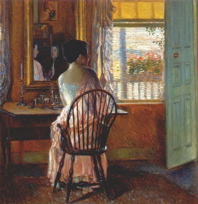 Утренний свет, 1914. Чайлд Фредерик Хассам