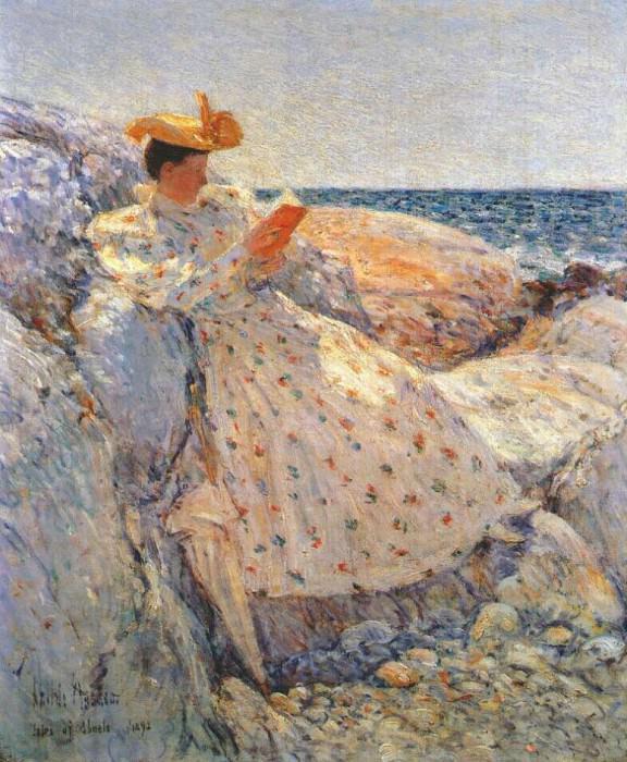 Летний солнечный свет, 1892. Чайлд Фредерик Хассам