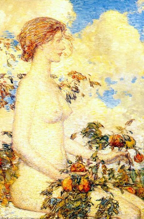 Помона, 1900. Чайлд Фредерик Хассам