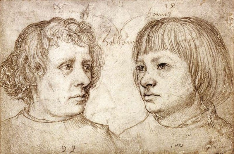 Ambrosius And Hans Holbien. Hans The Elder Holbein