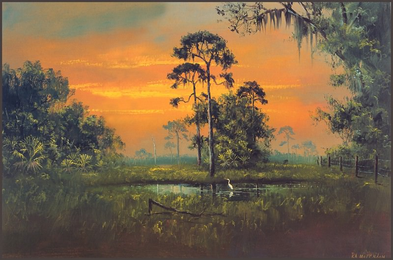 Mc Lenden Roy. Florida Highwaymen
