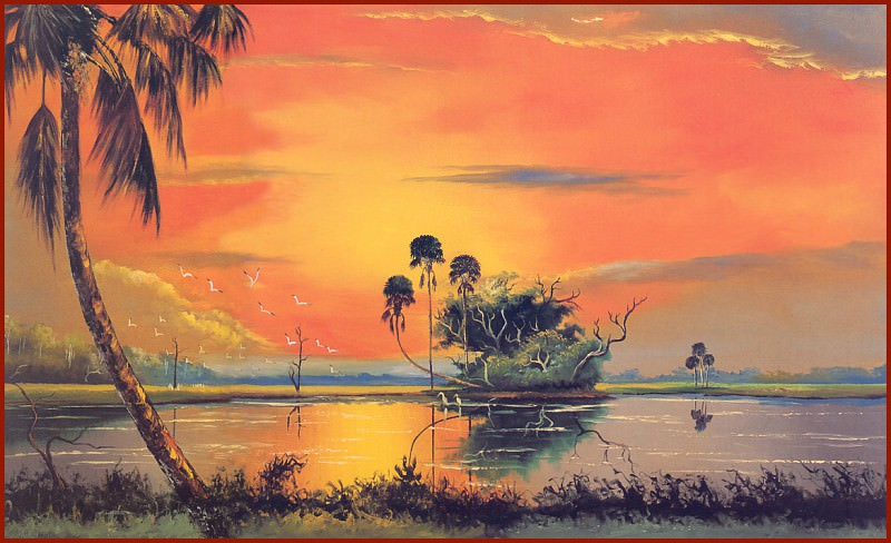 Carroll Mary Ann. Florida Highwaymen
