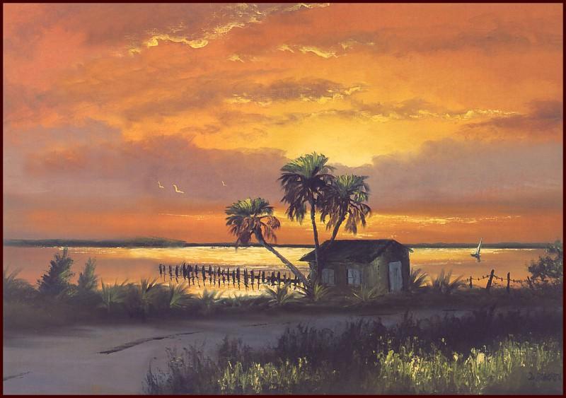 Roberts Livingston. Florida Highwaymen