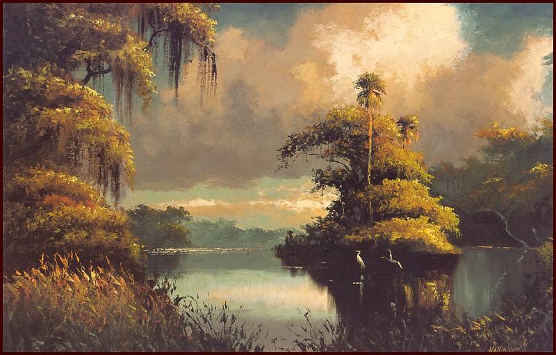 Newton Harold. Florida Highwaymen