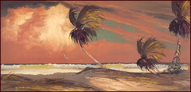 Hair Alfred. Florida Highwaymen