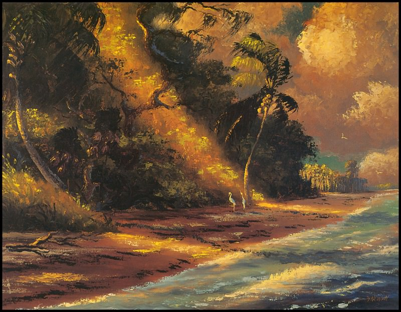 Newton Sam. Florida Highwaymen