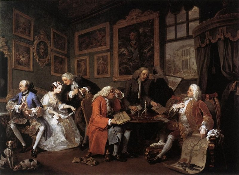 marriag. William Hogarth
