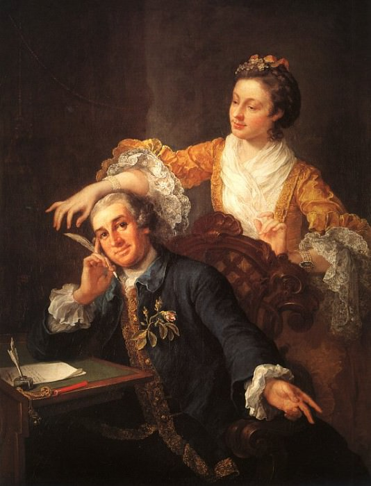 hogart19. William Hogarth