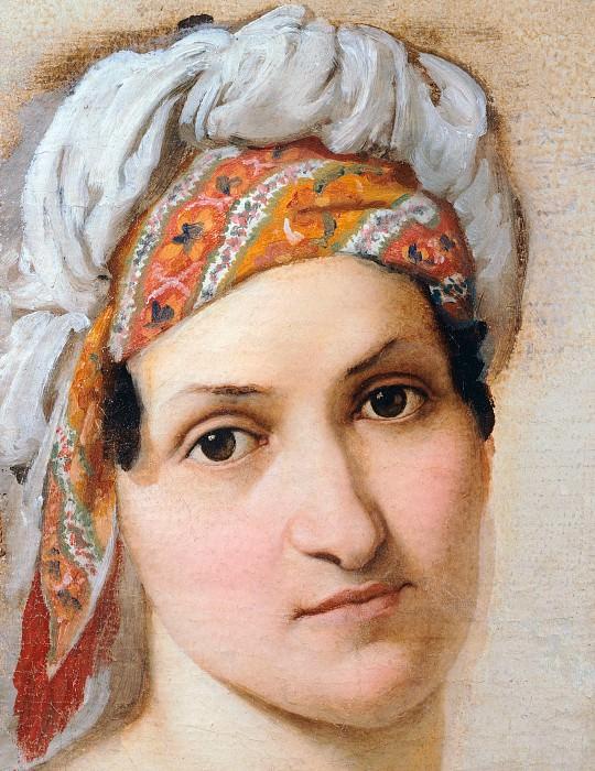 Портрет жены (Винченца Скачча). Франческо Айец