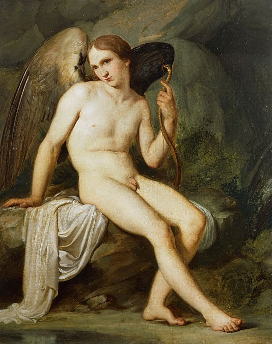 Cupid. Francesco Hayez