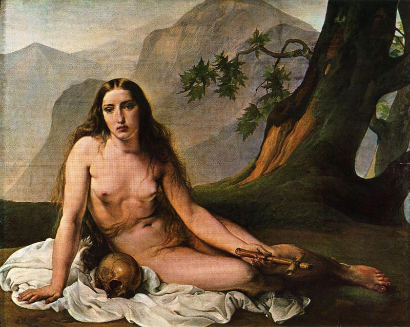 Кающаяся Мария Магдалина. Франческо Айец