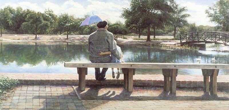 Watching the Water. Steve Hanks