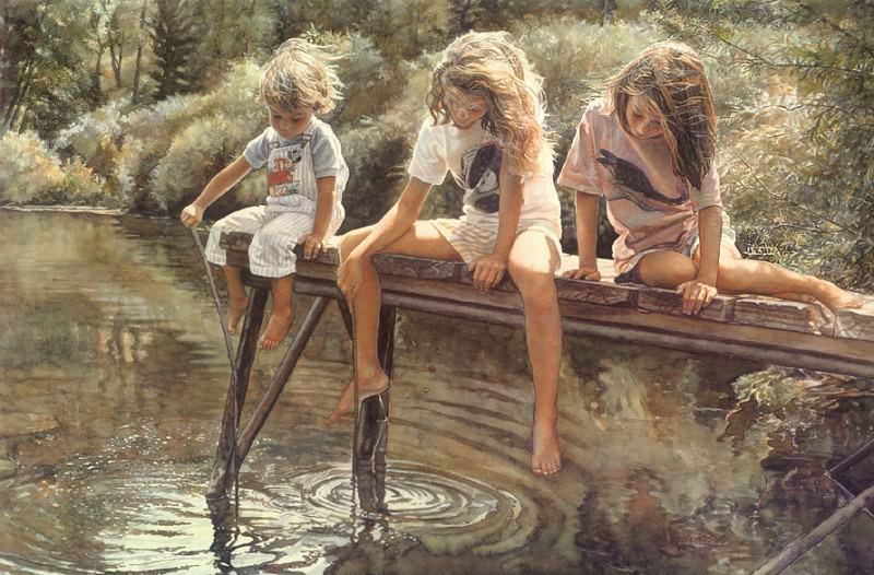 A World for Our Children. Steve Hanks