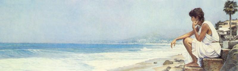 Shore Steps. Steve Hanks