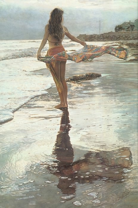 Hanks Steve Ocean Breeze. Steve Hanks