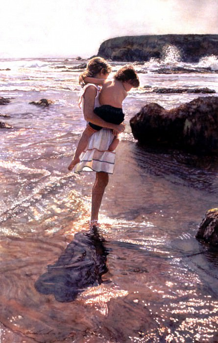 A Place To Share. Steve Hanks