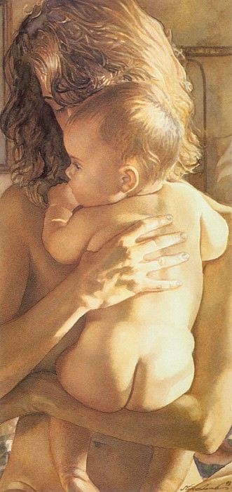 Holding Tomorrow in Our Hands. Steve Hanks
