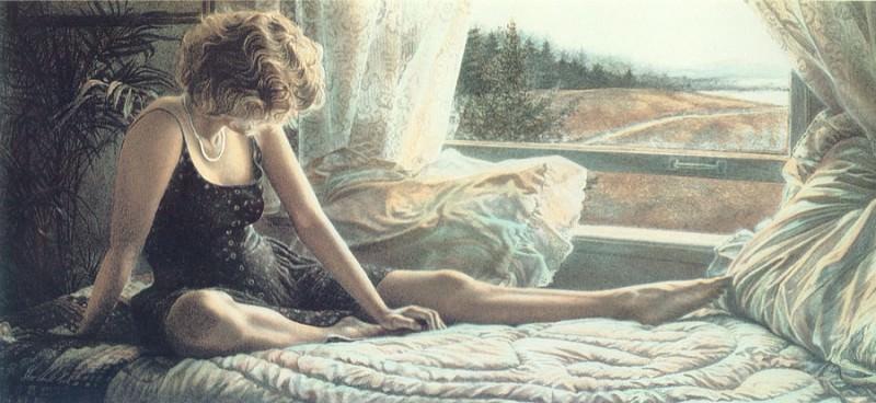 Second Story Window. Steve Hanks