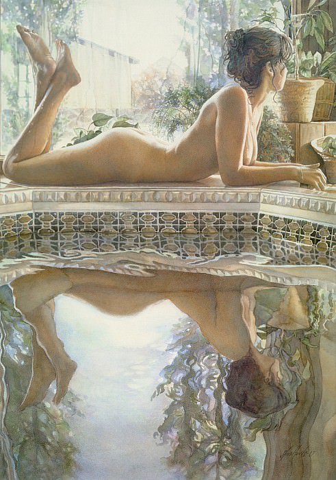 Reflections. Steve Hanks