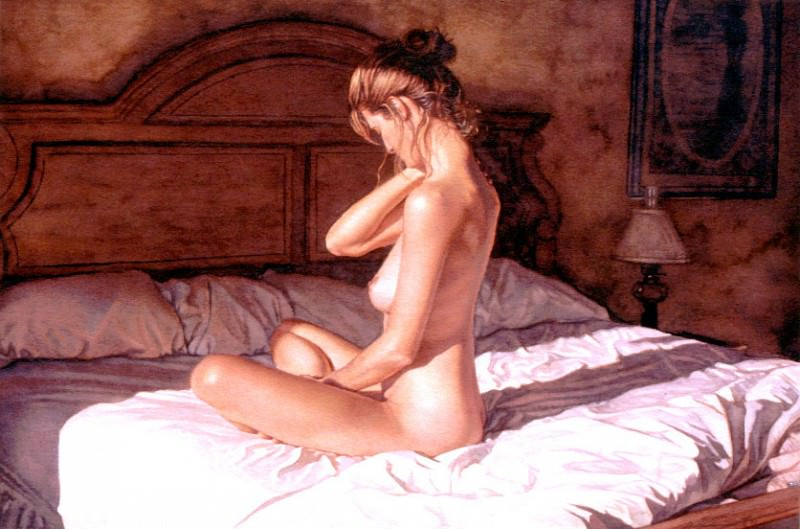 Casting Her Shadow. Steve Hanks
