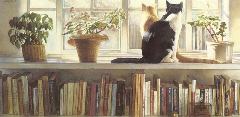 Корешки книг. Стив Хэнкс