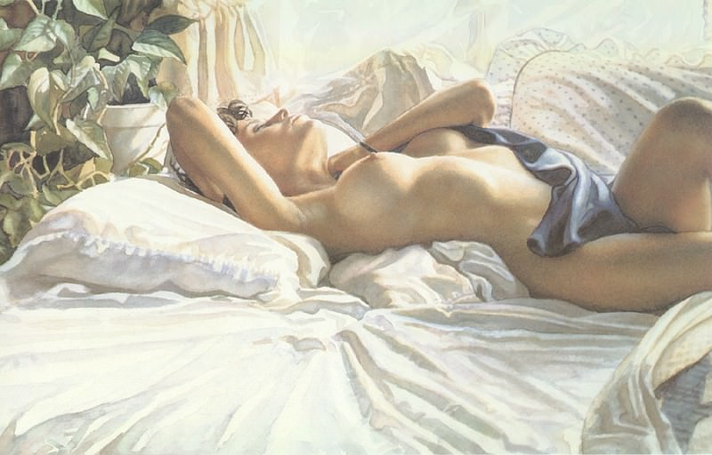 Lost in Reverie. Steve Hanks