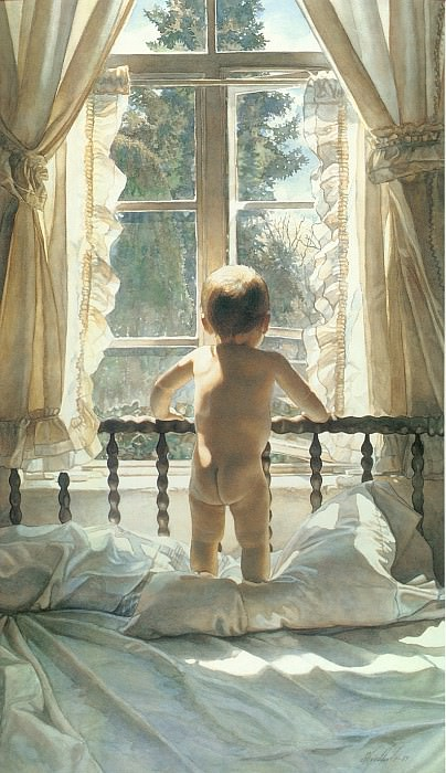 An Innocent View. Steve Hanks