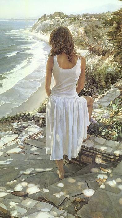 Coastline. Steve Hanks