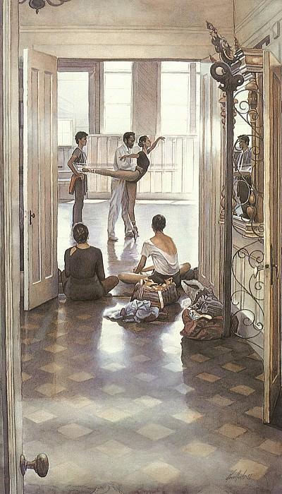 San Francisco Academy of Ballet. Steve Hanks