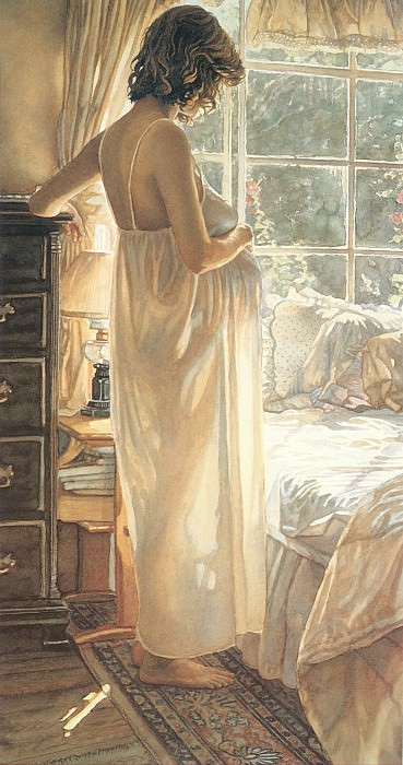 Carrying the Weight of the World. Steve Hanks