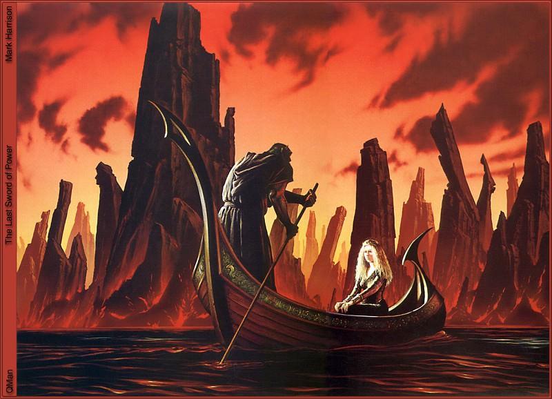 The Last Sword of Power. Mark Harrison