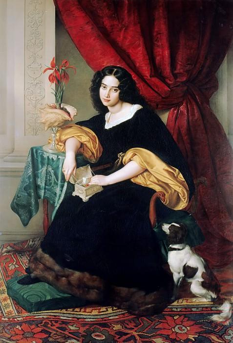 Pauline Charlotte Hubner. Julius Hübner