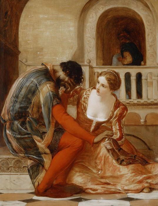 Othellos First Suspicion. James Clarke Hook