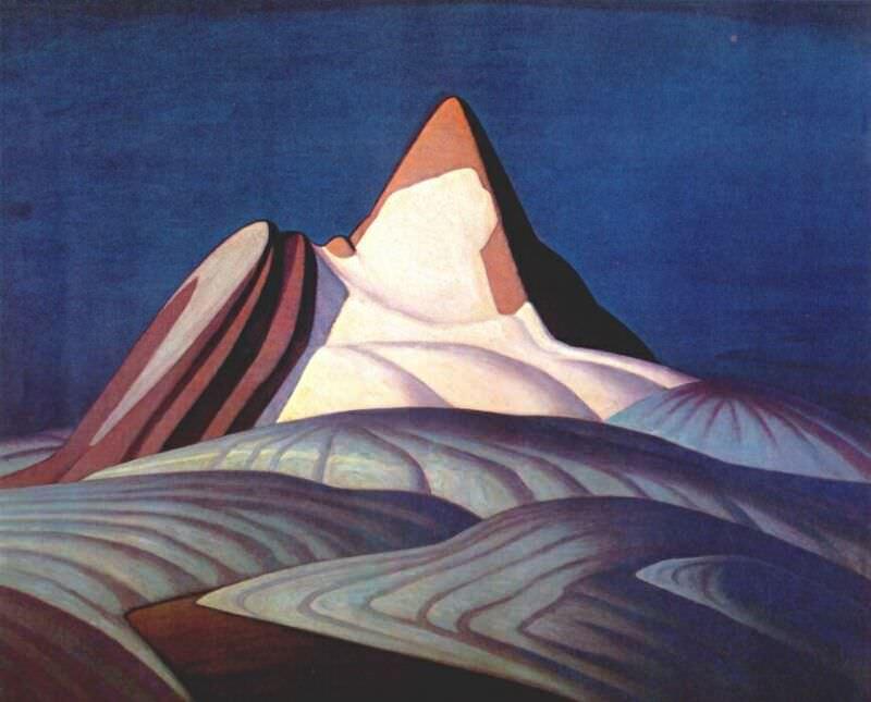 isolation peak 1931. Harris