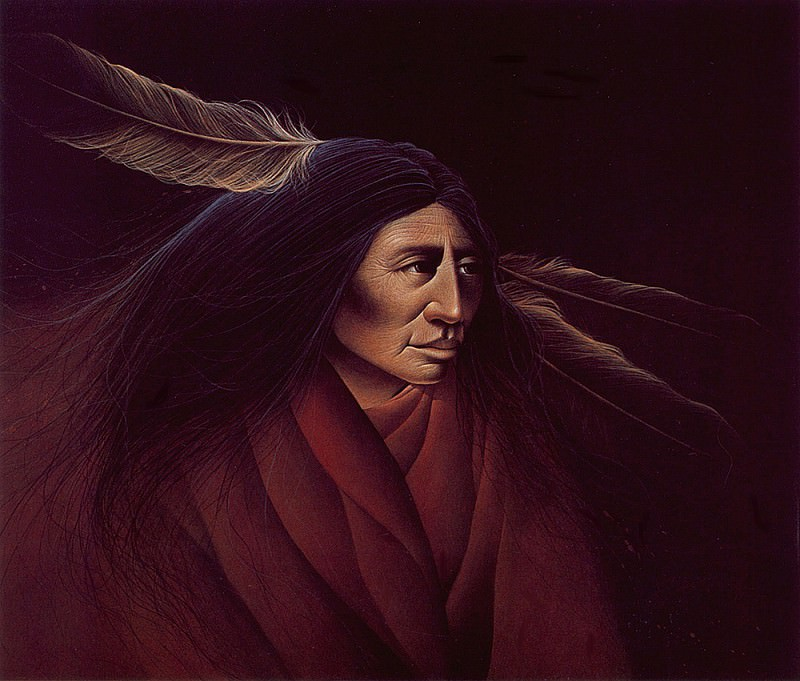 Eagle Feather. Frank Howell