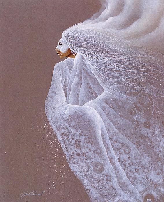Winter Cloud. Frank Howell