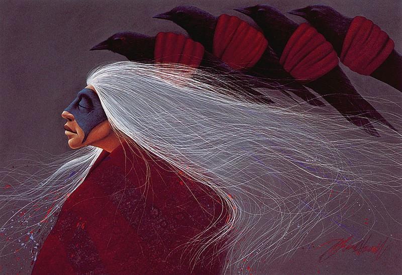 Raven Winds. Frank Howell
