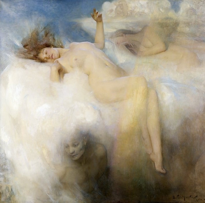 The Cloud. Arthur Hacker