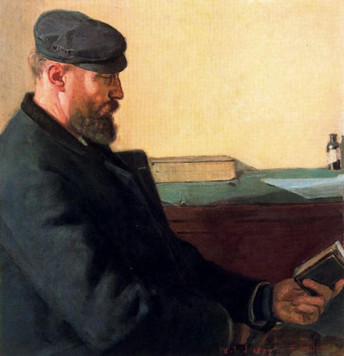 #37494. Фердинанд Ходлер