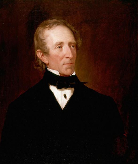 John Tyler. George Peter Alexander Healy