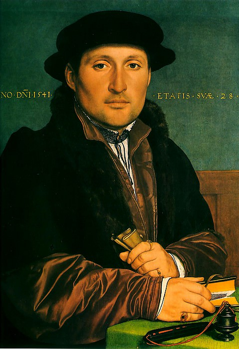 Holbien19. Hans The Younger Holbein