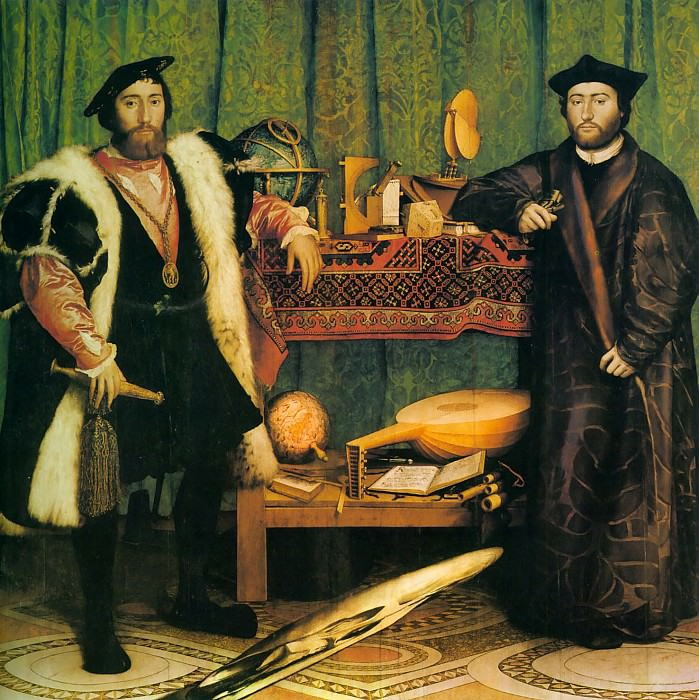 HOLBIEN6. Hans The Younger Holbein