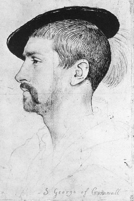 Simon George of Quocote. Hans The Younger Holbein